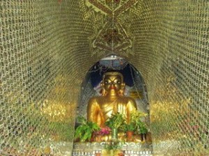 Brilliant Buddha