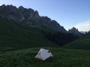 Gastlosen camping
